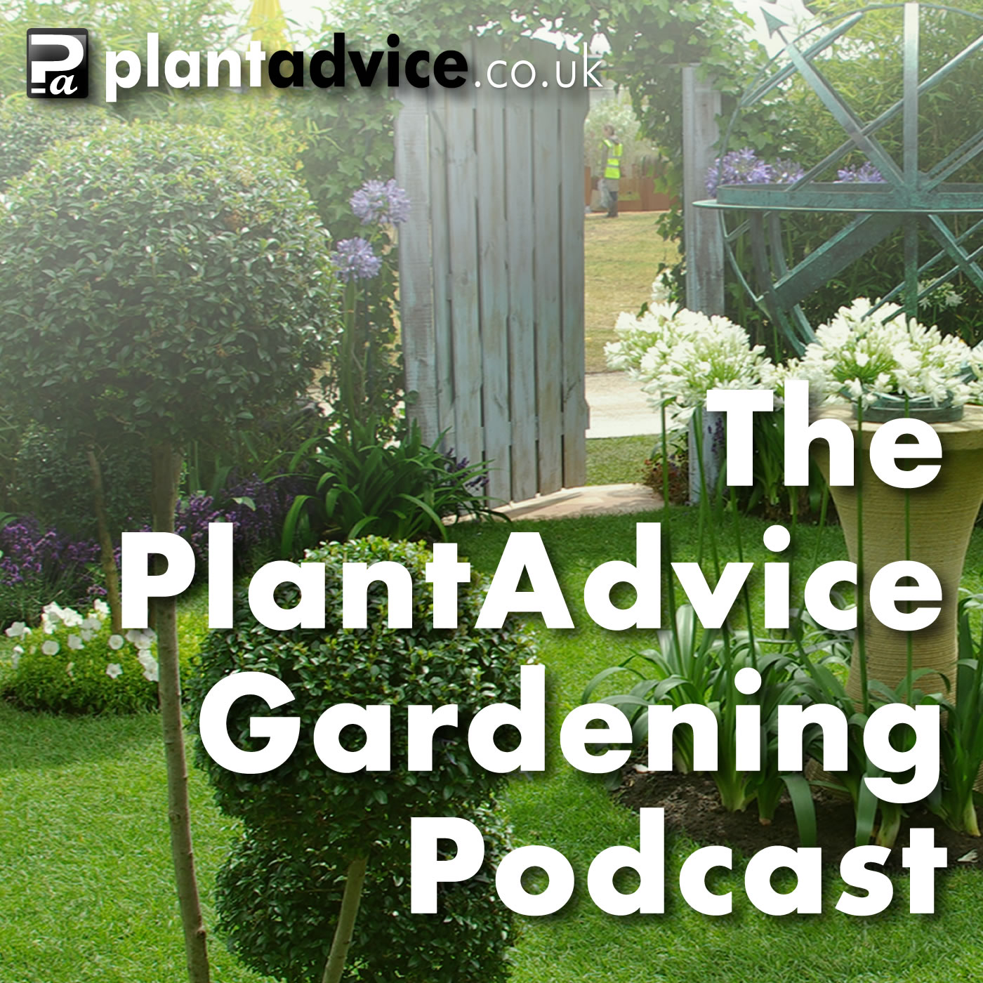 The plantadvice gardening podcast for Garden design podcast